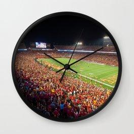 Jack Trice Stadium Wall Clock