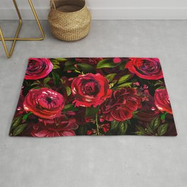 Vintage & Shabby Chic - Night Affaire VIII Rug