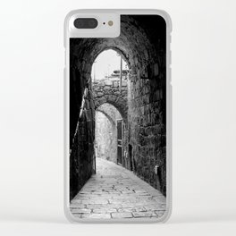 Archway Clear iPhone Case