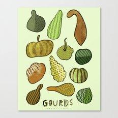 Good Gourd! Canvas Print