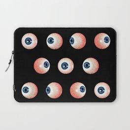 Eye balls Laptop Sleeve