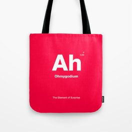 The Element of Surprise Tote Bag