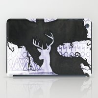 harry potter iPad Cases featuring Harry Potter by Carmen McCormick