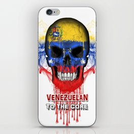 To The Core Collection: Venezuela iPhone Skin