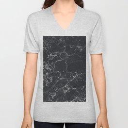 Dark Granite Unisex V-Neck