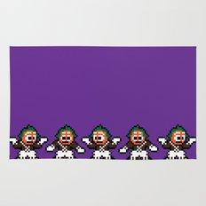 Pixelly Wonka Rug