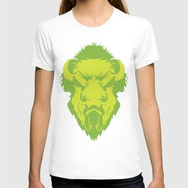 Bison Witch T-shirt