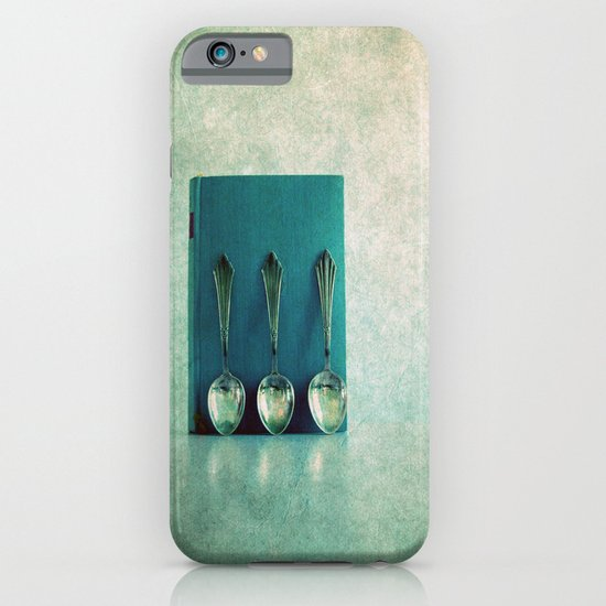 old spoon iPhone & iPod Case