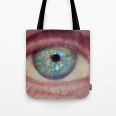 World Eye View Tote Bag