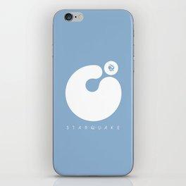 Starquake iPhone Skin