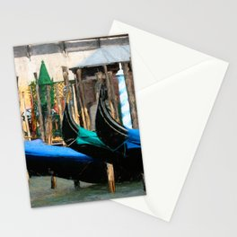 Venetian Gondolas Stationery Cards