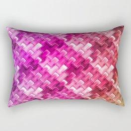 Colorful pattern no. 1 Rectangular Pillow