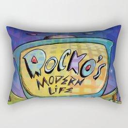 Rocko's Modern Life Rectangular Pillow