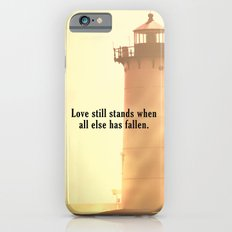 Love Still Stands iPhone 6s Slim Case