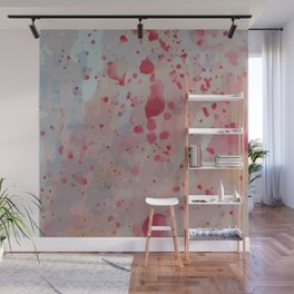 Spring Camouflage Wall Mural