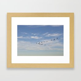 Untitled from Rat Beach series Framed Art Print