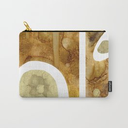 SPILLED COFFEE Carry-All Pouch