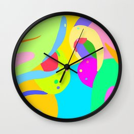 The Passion Wall Clock