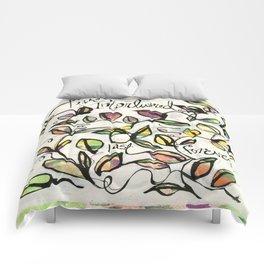 Intertwined Comforters