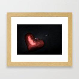 Healing Framed Art Print