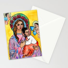 Queen Mother Bee Stationery Cards