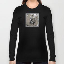 Spartan Buddha Yoga Long Sleeve T-shirt