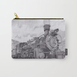 Durango and Silverton Steam Engine Carry-All Pouch