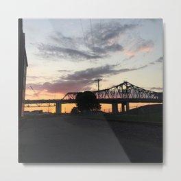 Winona Metal Print