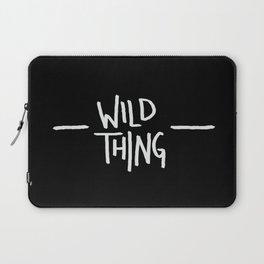 Wild Thing: Skagit Valley, Washington Laptop Sleeve