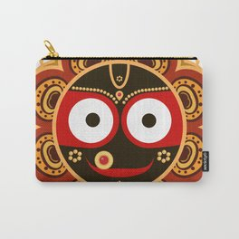 Lord Jagannatha. Carry-All Pouch