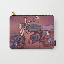 Vintage Motorcycle Gems Carry-All Pouch