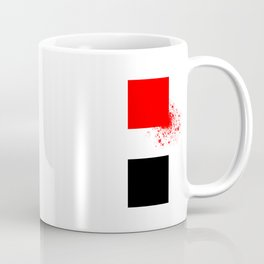 Don't Lose Control (Square) Coffee Mug