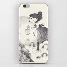 sur la piste iPhone & iPod Skin