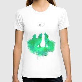 Wild wolves T-shirt