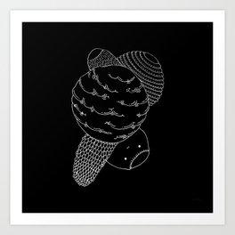 MokGori#04 Art Print
