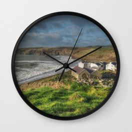 Pilgrims Rest Wall Clock