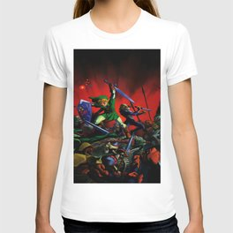 zelda sword war T-shirt