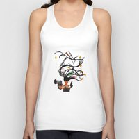 architect Tank Tops featuring The Architect Pt. 2 by 3:33