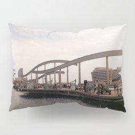 Port Vell sunset - Barcelona Pillow Sham