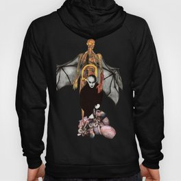 The Rancid Death Angel Presents the Black Plague to Mankind Hoody