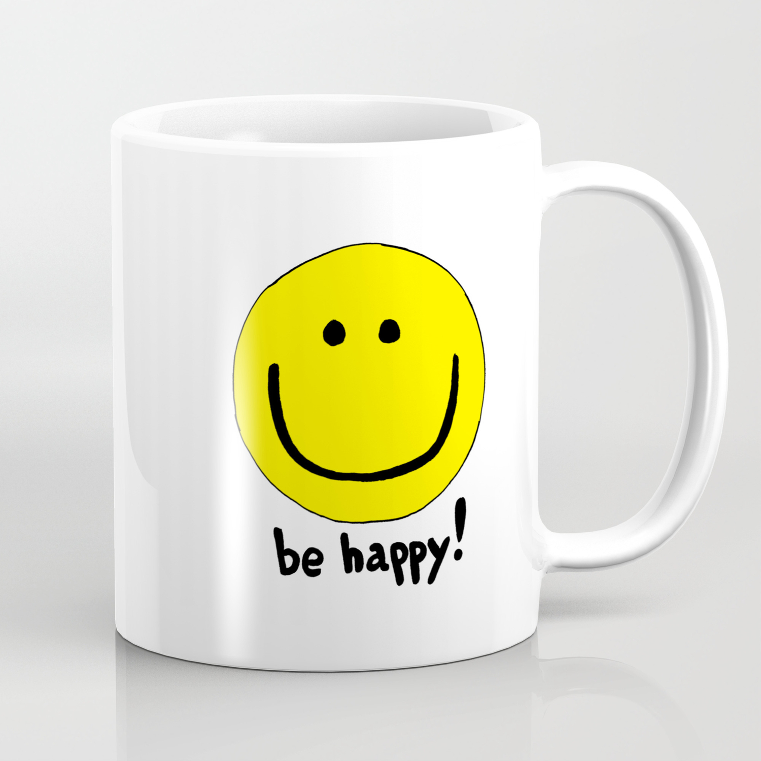 Image result for smiley face mug