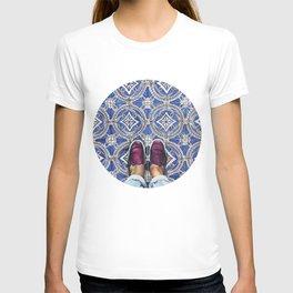 Art Beneath Our Feet - Ancona, Italy T-shirt