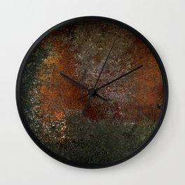 World War Relic Wall Clock