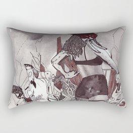 Bettie Walrus Rectangular Pillow