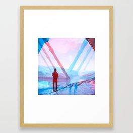 Sibiria 2059 Framed Art Print