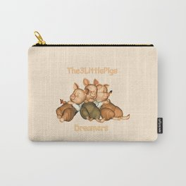 The 3 Little Pigs Dreamers Carry-All Pouch
