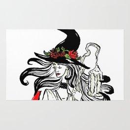 Cardinal Witch Rug