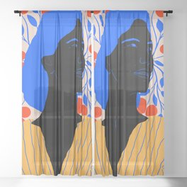 Summer Sheer Curtain