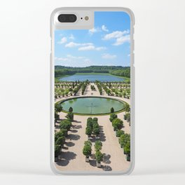 The Orangerie Clear iPhone Case
