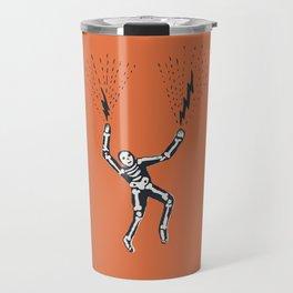 bolt hands Travel Mug
